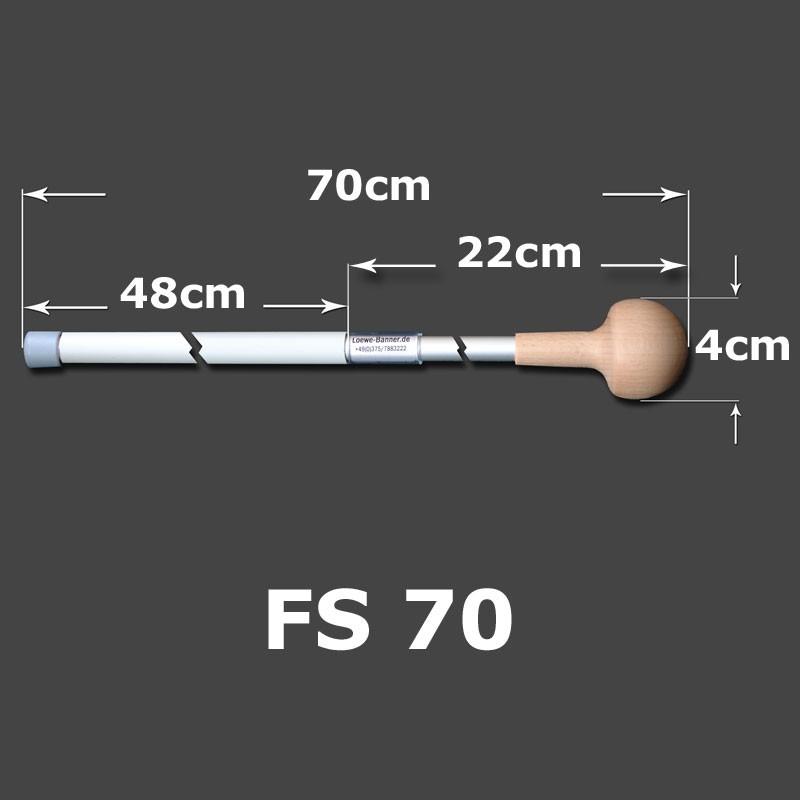 XL Flagge Uni Lame'