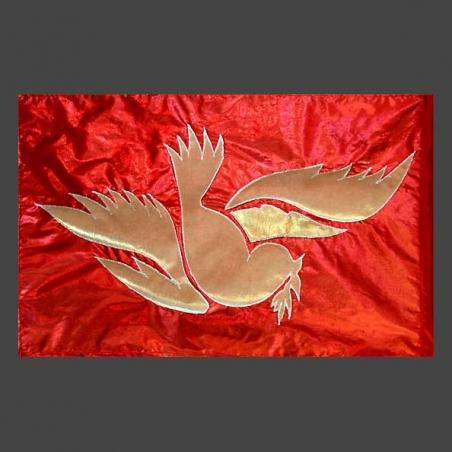 XXL Flagge Uni Lame'