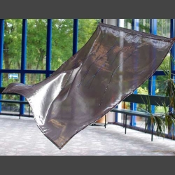 new covenant blood of Jesus flag